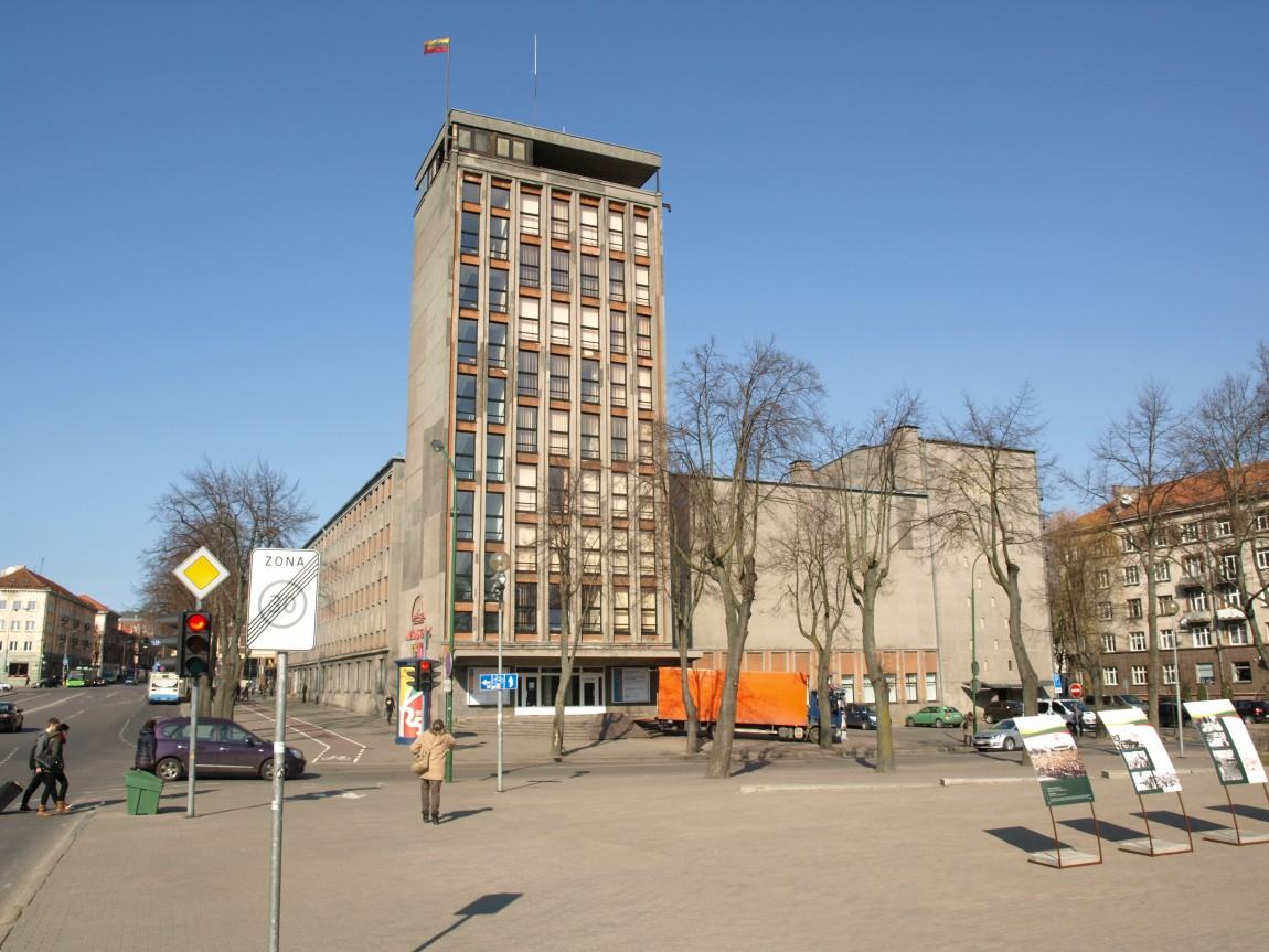 Atvertas kelias muzikinio teatro pastato rekonstrukcijai