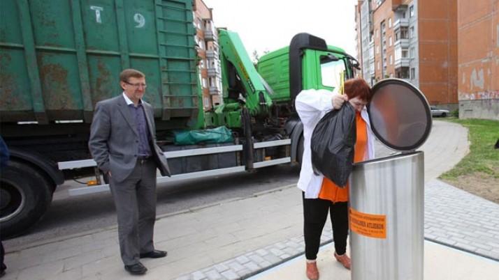 Atliekų tvarkymas: uostamiestis rodo pavyzdį Lietuvai