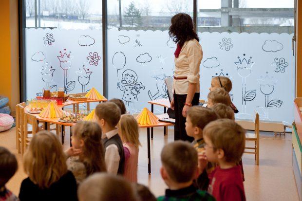 Klaipėdos darželiai šiemet priims daugiau vaikų