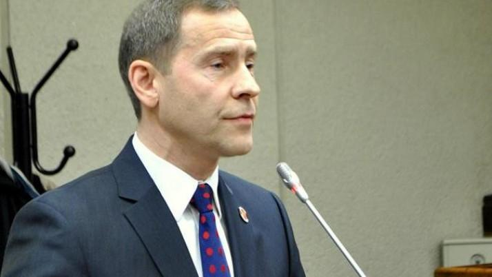 Patvirtintas naujasis Savivaldybės administracijos direktorius