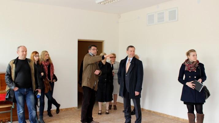 Klaipėdiečiams – naujas Bendruomenės centras