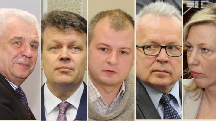 Paskirti Tarybos komitetų pirmininkai ir pavaduotojai