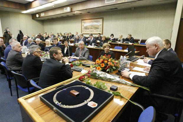 Patvirtintos Klaipėdos miesto tarybos  komitetų sudėtys