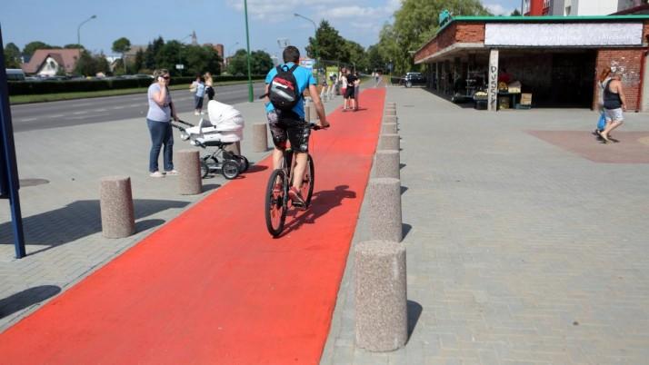 Planas dviračių takams atnaujinti
