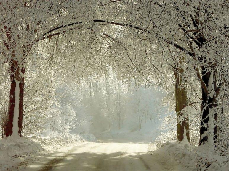 Klaipėda žiemą pasitinka pasirengusi