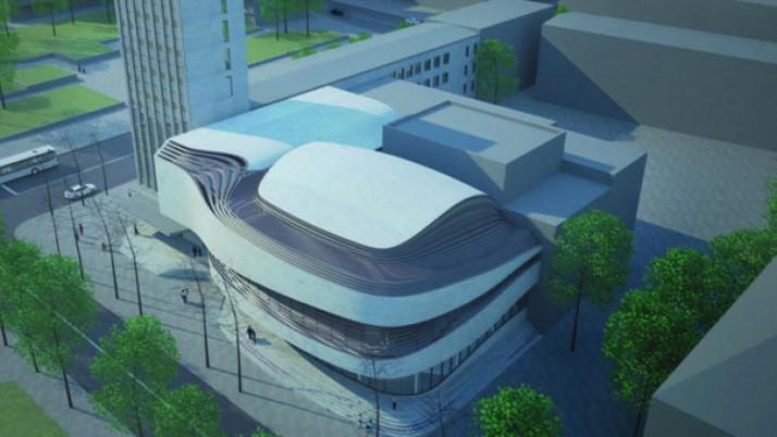 Duotas startas Muzikinio teatro rekonstrukcijai
