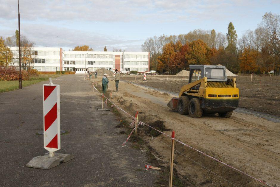 Gimnazijos stadionas – atgimimo link