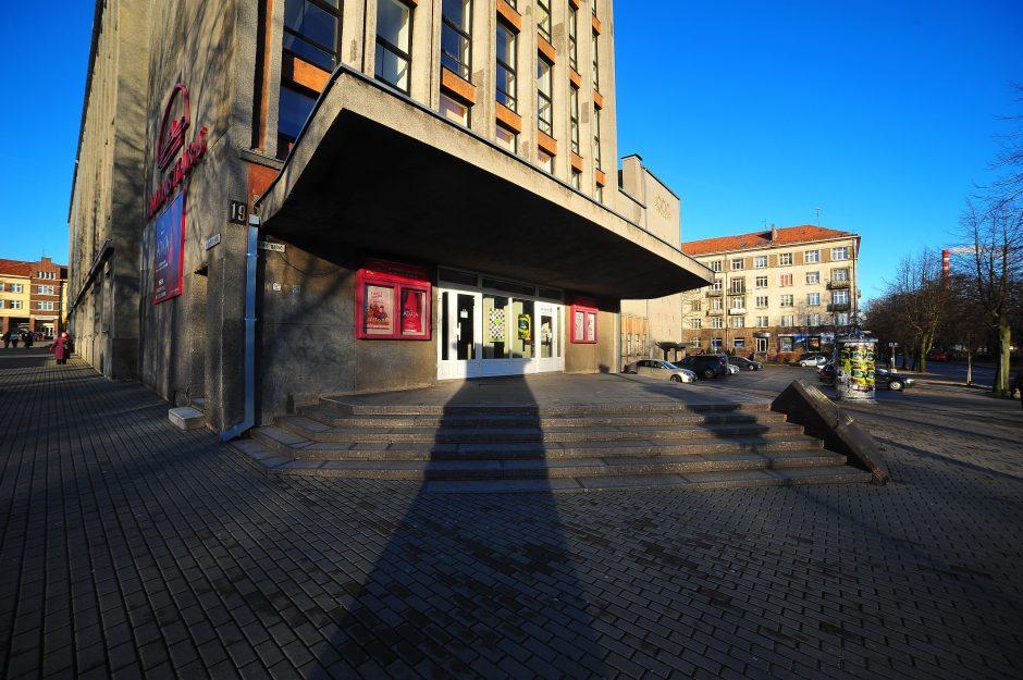 Klaipėdos valstybinio muzikinio teatro rekonstravimo techninio projekto pristatymas