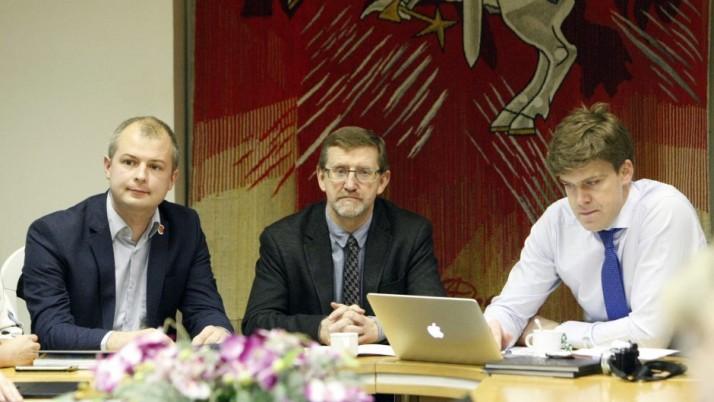 A. Šulcą papiktino Vilniaus diktatas