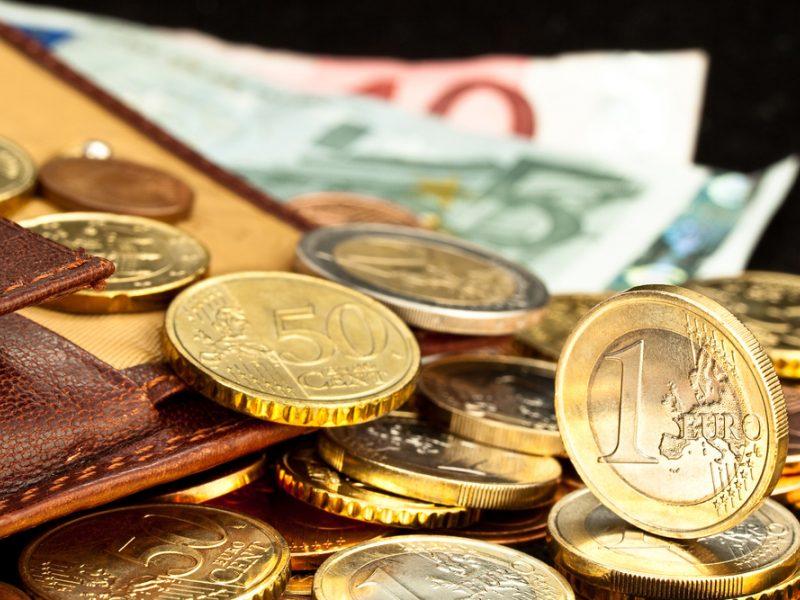 Klaipėdos biudžeto pajamos viršytos 2,2 mln. eurų
