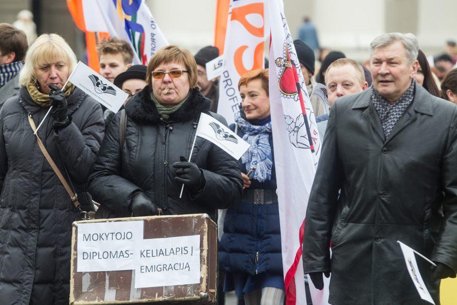 Savivaldybė prašo mažinti streiko apimtis Klaipėdoje