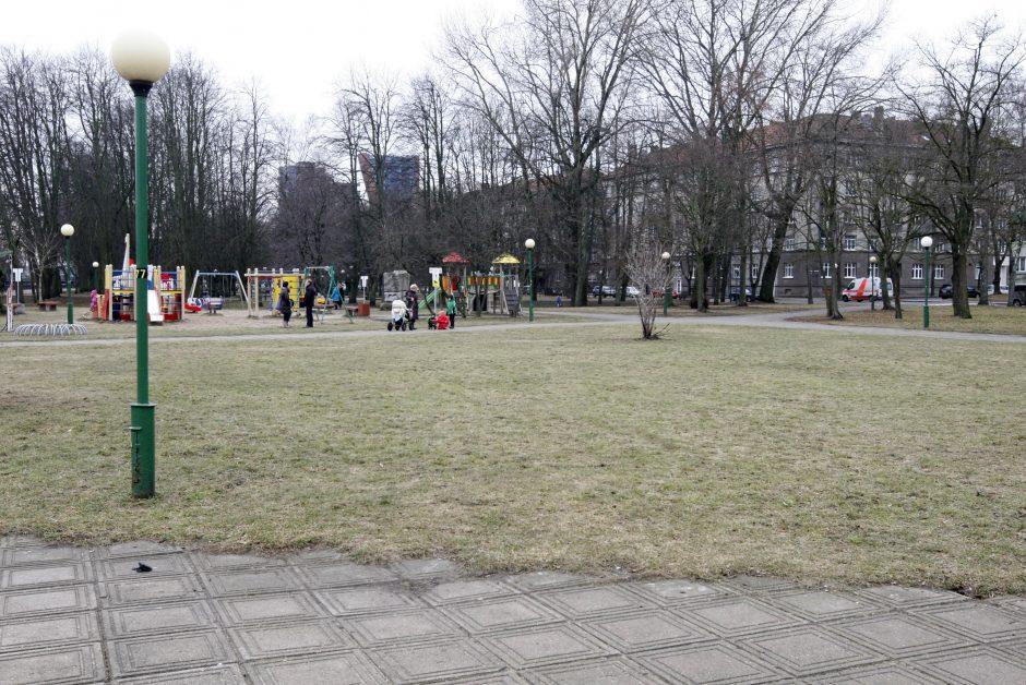 Klaipėdos miestui – apžvalgos ratas