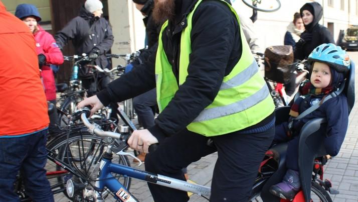 Klaipėdoje jaunimas į mokslo įstaigas bus skatinamas judėti dviračiais