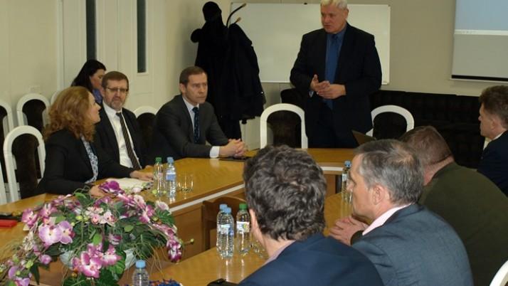 Klaipėdos savivaldybė dalinasi patirtimi