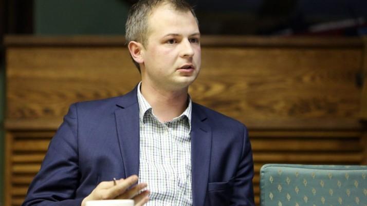 S. Gentvilas kreipėsi į Aplinkos ministrą su siūlymais kaip spręsti nemalonių kvapų problemą Klaipėdoje