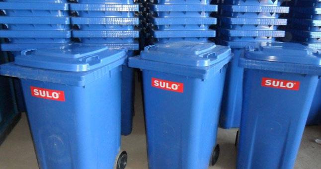 Klaipėdiečius pasieks dar 2500 rūšiavimo konteinerių