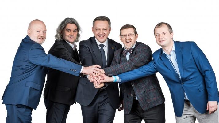 Liberalai patvirtino kandidatus į Seimą