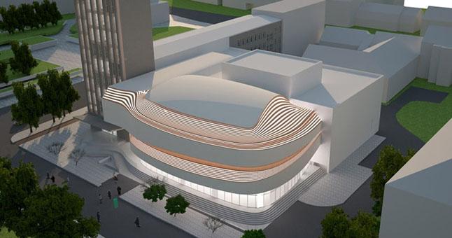 Vizija: teatras bus nauja dominantė