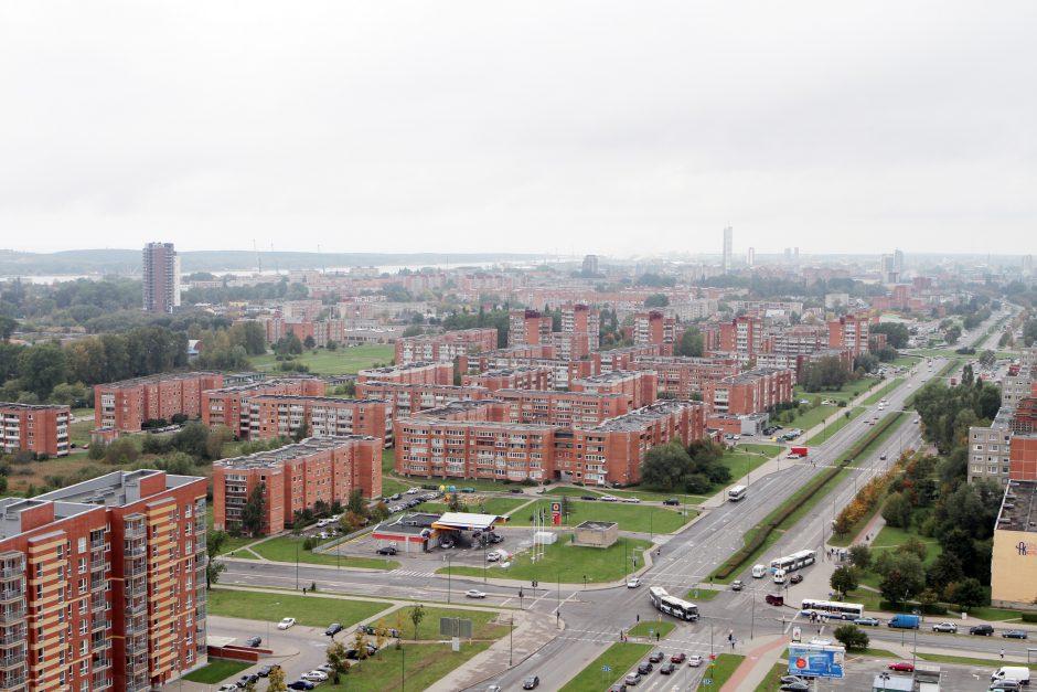 Susisiekimui Klaipėdoje – permainų nuojauta