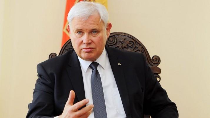 Klaipėdos meras pristato veiklos ataskaitą