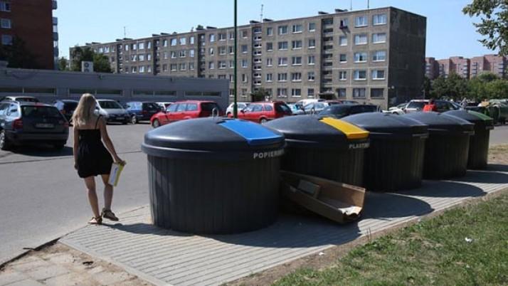 Pavasarį išdygs tūkstantis modernių konteinerių