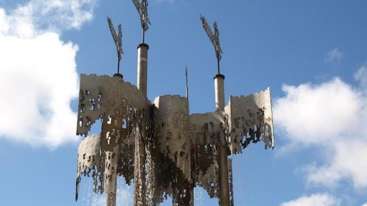 Gimtadienį švenčiančiai Klaipėdai – rekonstruotas Pempininkų fontanas
