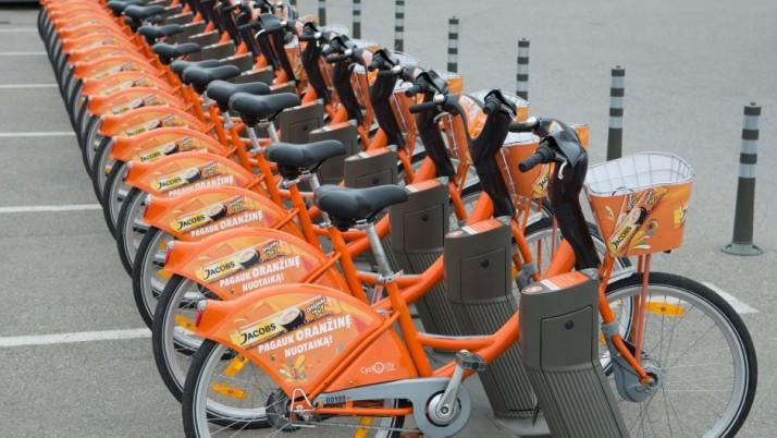 Klaipėdai – ambicinga dviračių nuomos idėja