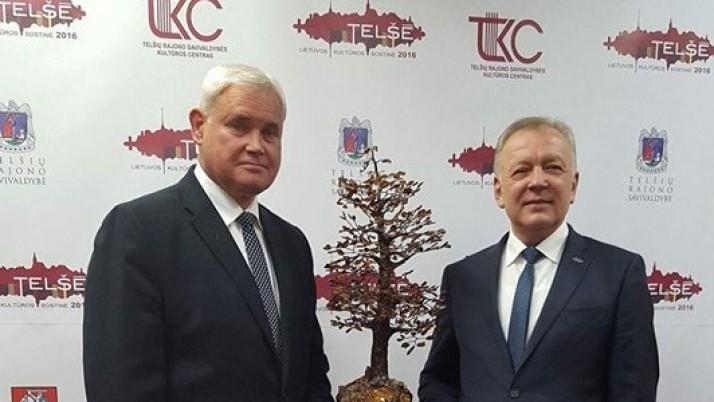 Klaipėdai perduotas Lietuvos kultūros sostinės titulas