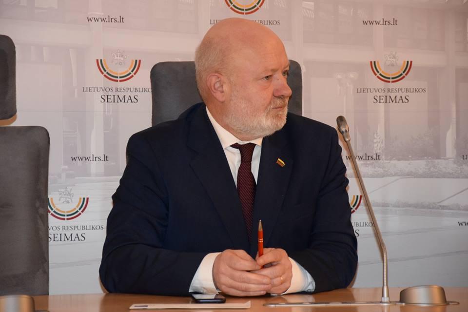 E. Gentvilo klausimai R. Masiuliui verti 3 mln. eurų
