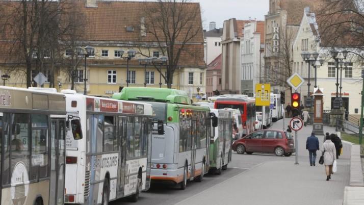 Klaipėdos ateitis: tramvajus arba elektrobusai?