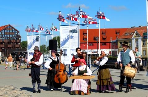Klaipėdos vardas skambės visame pasaulyje