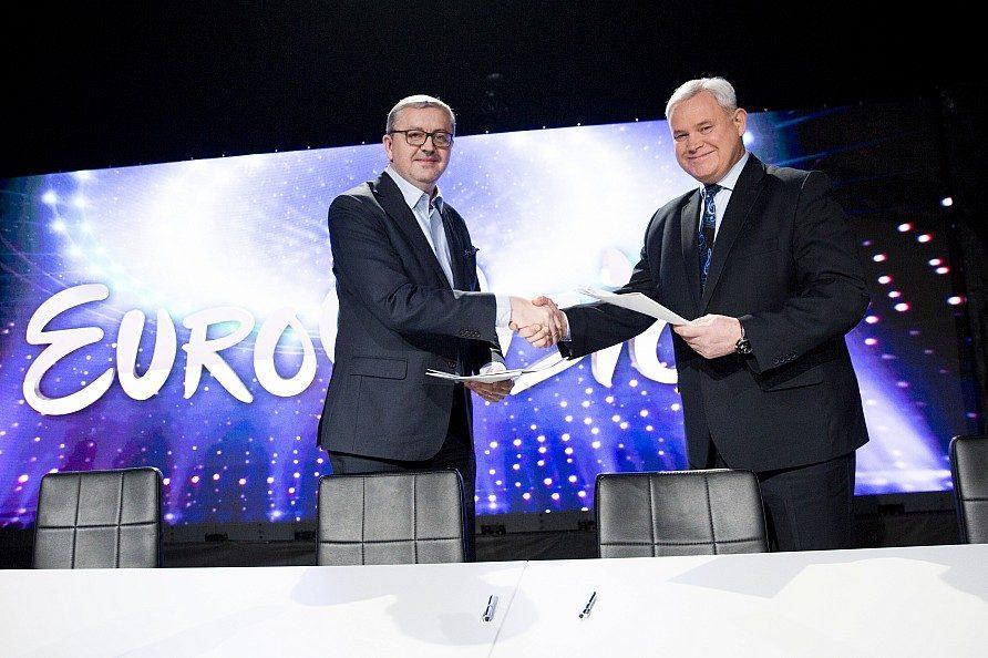 """Kovo 11-ąją Klaipėdoje – """"Eurovizija"""""""