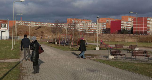 Darbai Sąjūdžio parke bus baigti kitą vasarą