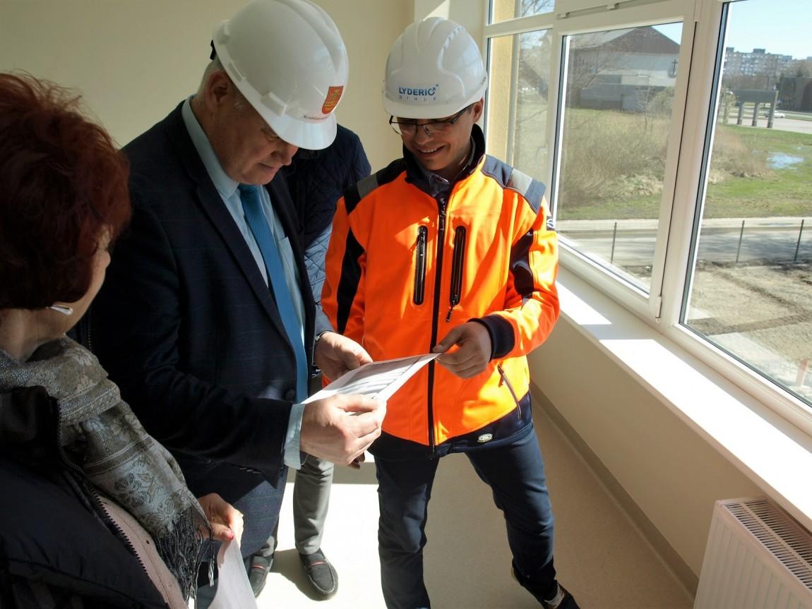 Naujo darželio statyba: pokyčiai sulig įstaigos tvora nesibaigs
