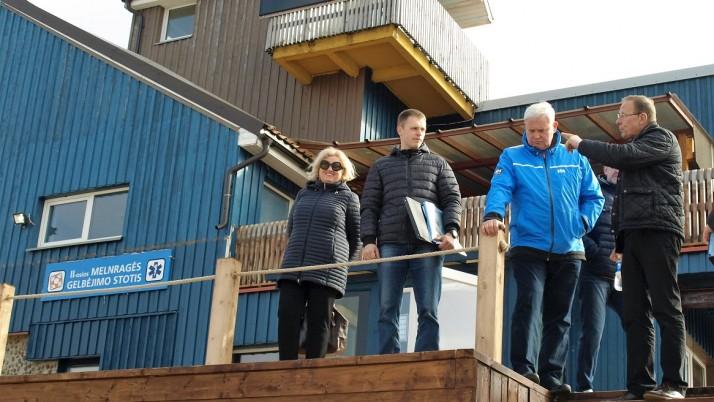 Klaipėdos paplūdimiai bus draugiškesni neįgaliesiems