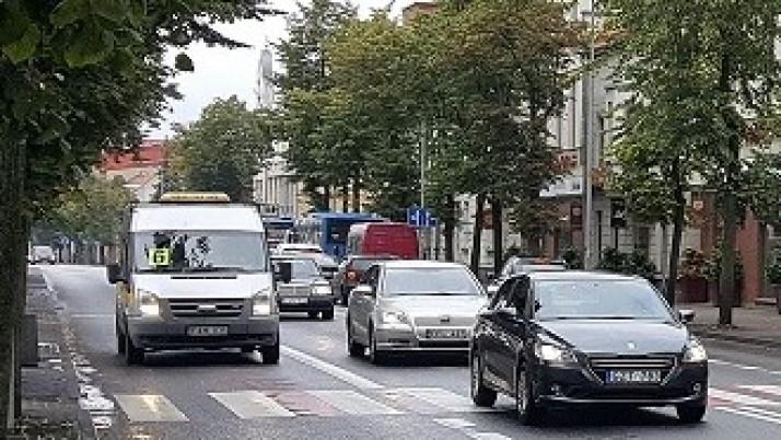 Į Klaipėdos gatves maršrutiniai taksi grįžta šiandien