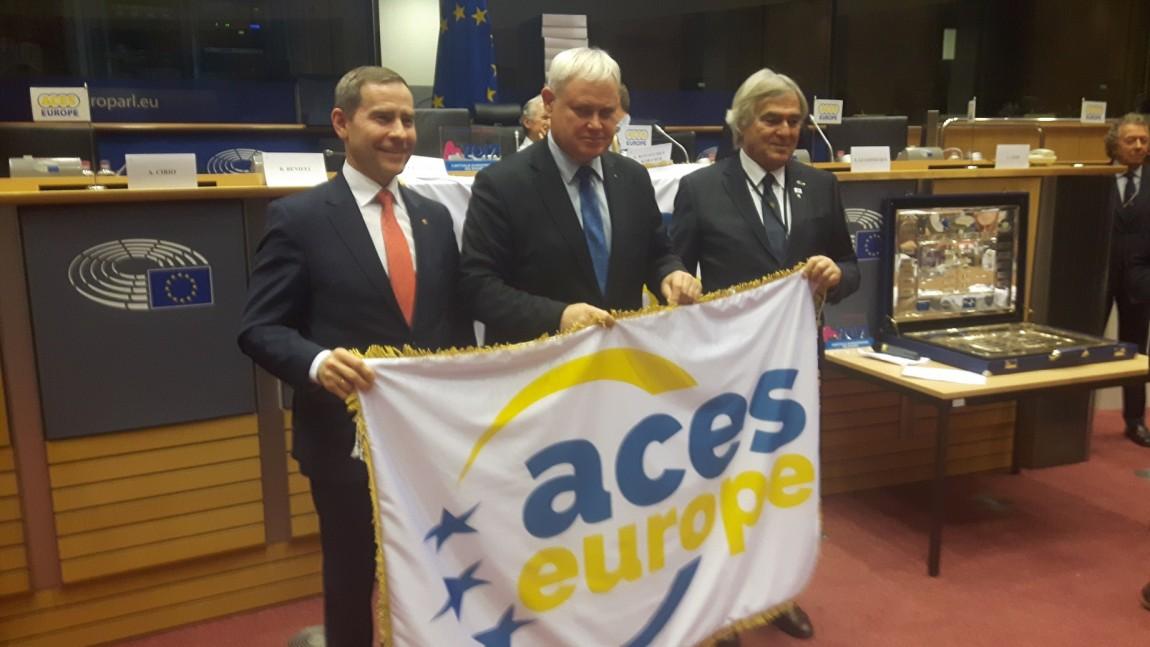 Klaipėdai oficialiai suteiktas Europos sporto miesto titulas
