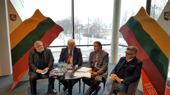 Klaipėda pristato Lietuvos šimtmečio minėjimo programą
