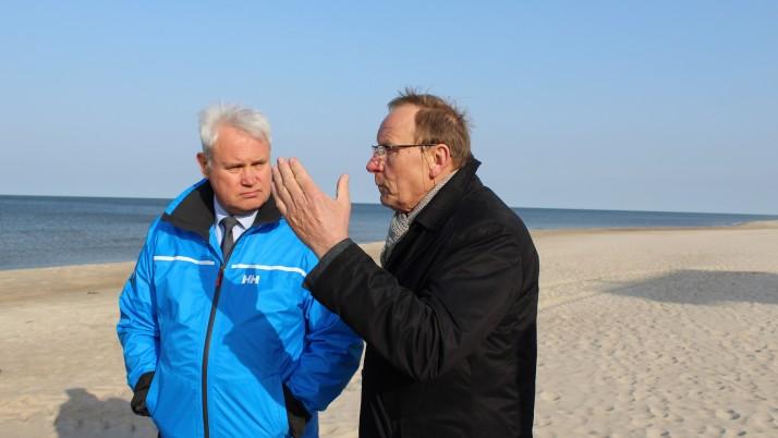Klaipėdos paplūdimiuose – naujovės