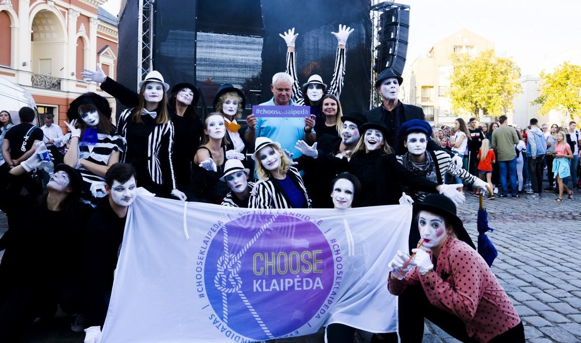 Europos jaunimo sostinės vardas – įrankis pokyčiams