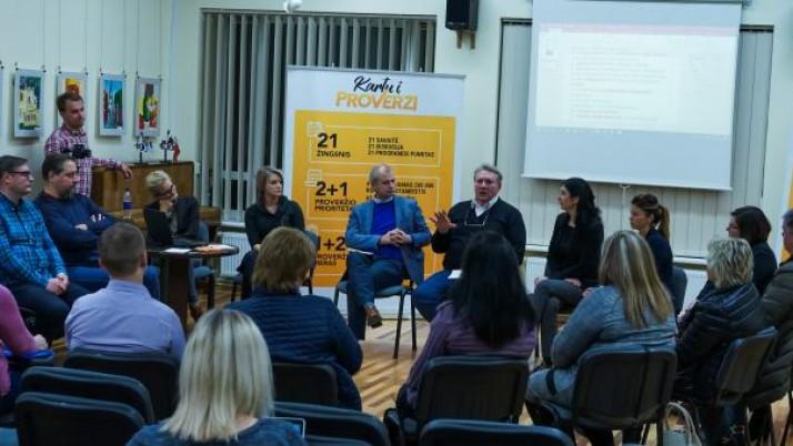 Diskusija apie renovaciją – daugiabučių gyventojams reikia daugiau pagalbos